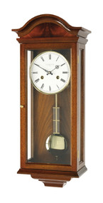 C3059S - Comitti of London 'The Essex' Mahogany Striking Wall Clock
