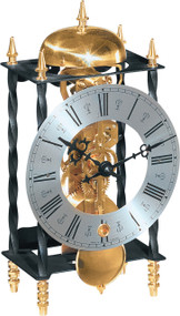 22734-000701 - Hermle Galahad Skeleton Clock