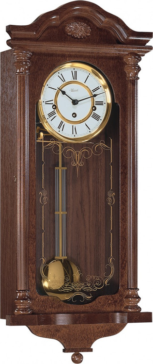 70509 030141 Hermle Fulham Striking Wall Clock