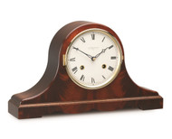 C4119RC - Comitti of London Mahogany Bell Strike Mantel Clock